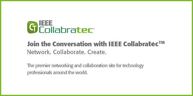 IEEE Collabratec(tm)
