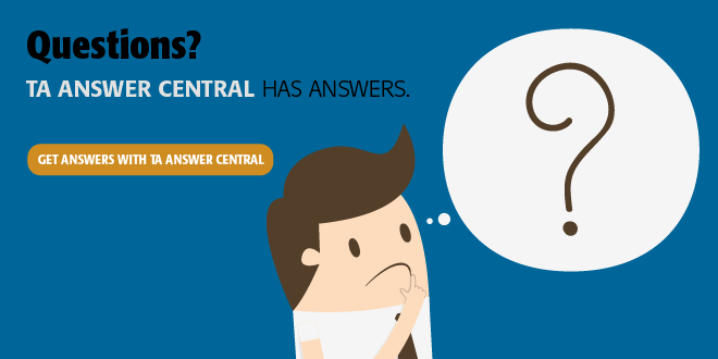 TA Answer Central