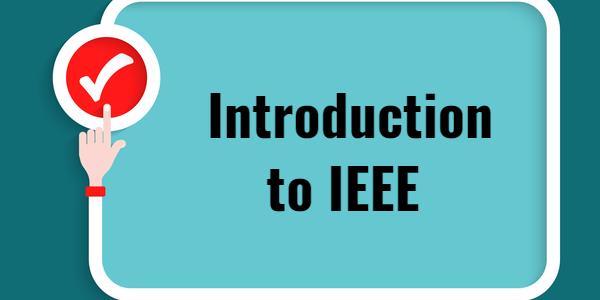 Intro tio IEEE